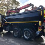 Tipper Hire Companies in Portsmouth