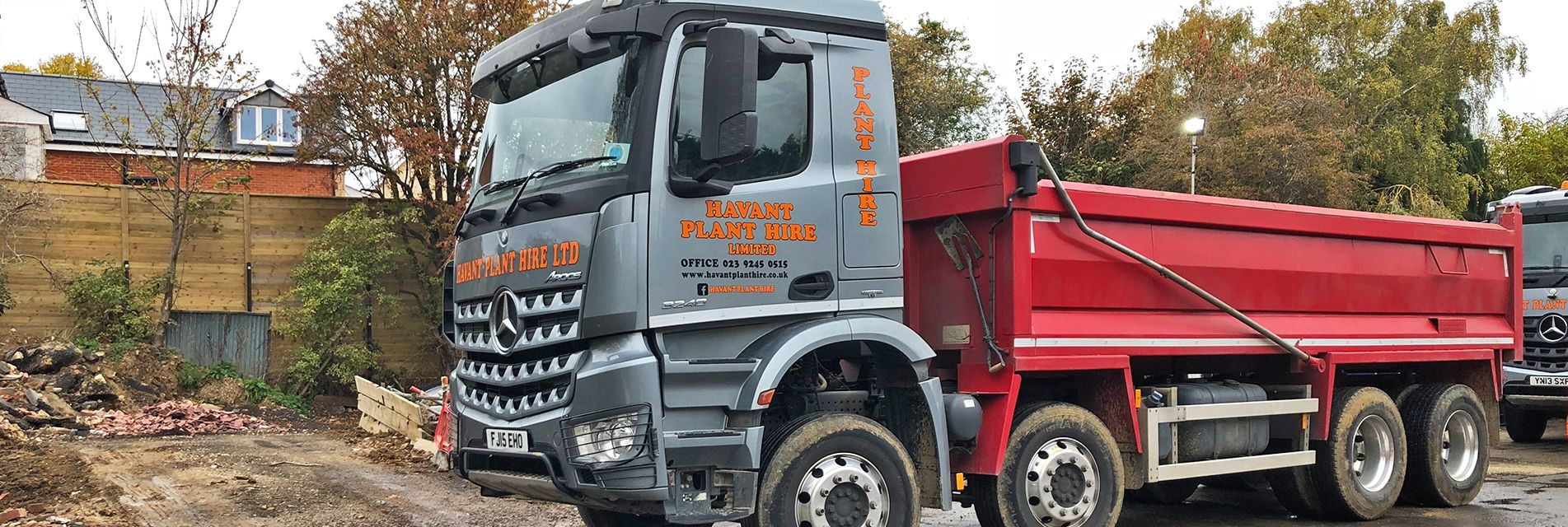 Haulage Transport Hire Horndean