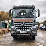 Tipper Hire near Waterlooville